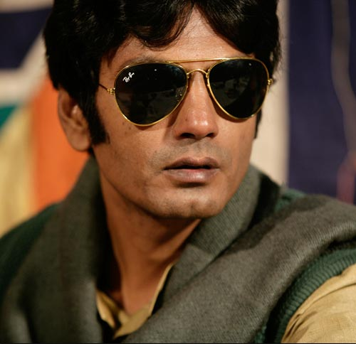 Nawazuddin Siddiqui in Gangs Of Wasseypur