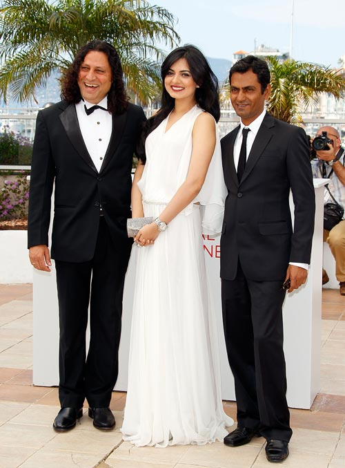 Anil George, Niharika Singh and Nawazuddin Siddiqui