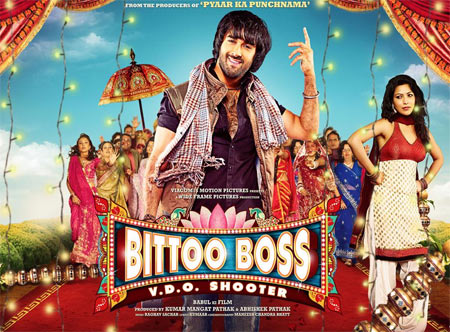Pulkit Samrat in Bitto Boss