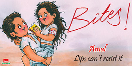 Amul's Kites poster