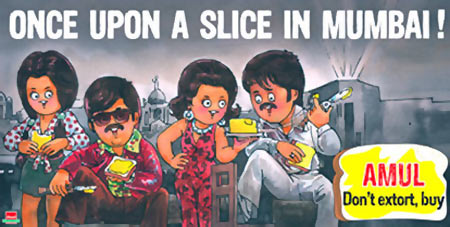 Amul's Once Upon a Time In Mumbaai poster