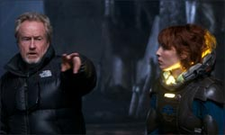A scene from Prometheus