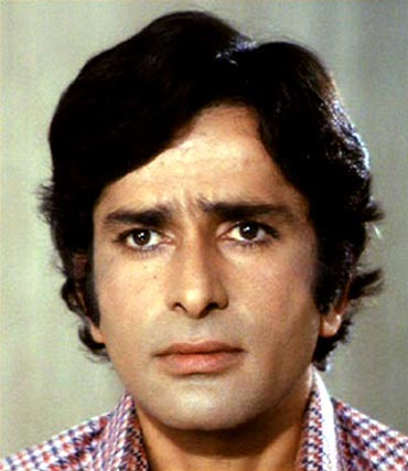 Shashi Kapoor in New Delhi Times