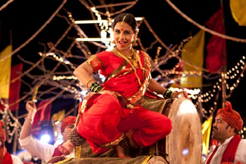Vidya Balan in Ferrari Ki Sawaari