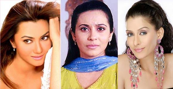 Nausheen Ali Sarder, Mansi Joshi Roy-Shilpa Saklani