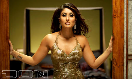 Kareena Kapoor in Don: The Chase Begins Again