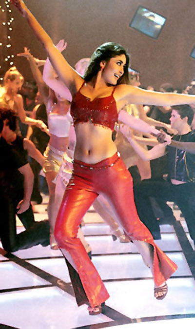 Kareena Kapoor in Kabhi Khushi Kabhie Gham