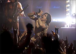 A scene from Rock Of Ages