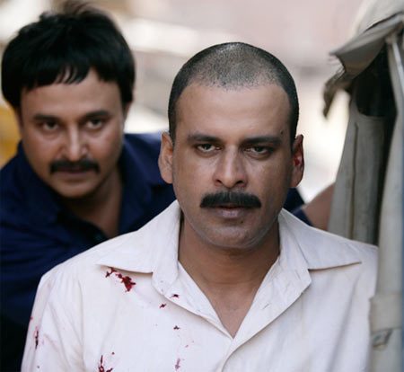 Manoj Bajpayee in Gangs of Wasseypur