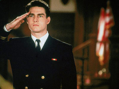 Tom Cruise in A Few Good Men