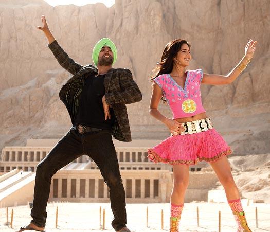 A scene from Singh is Kinng