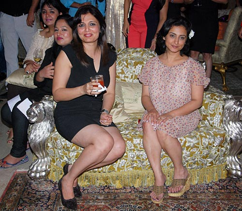 Deepsikha and Divya Dutta