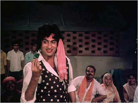 Amitabh Bachchan in Don