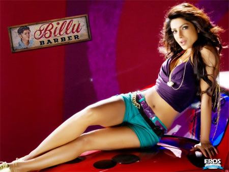 Priyanka Chopra in Billu