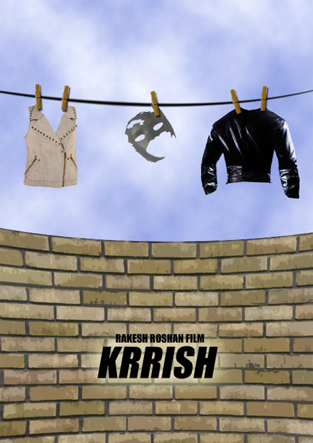 The Krrish poster