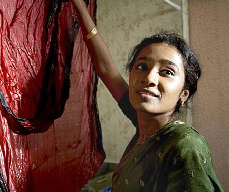 Tanishtha Chatterjee in Brick Lane