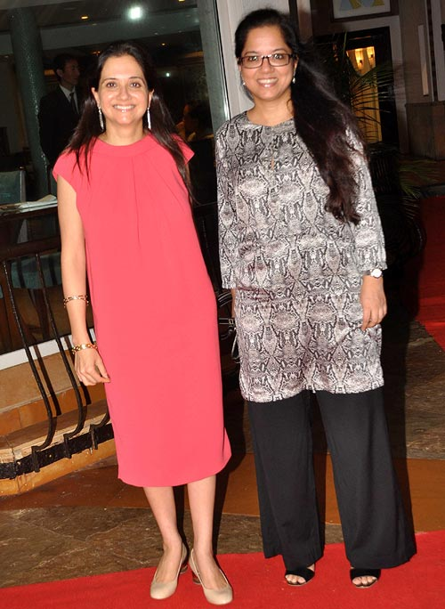 Anupama Chopra and Tanuja Chandra