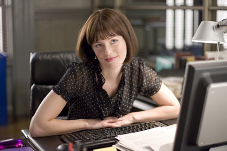 Elizabeth Banks as Betty Brant