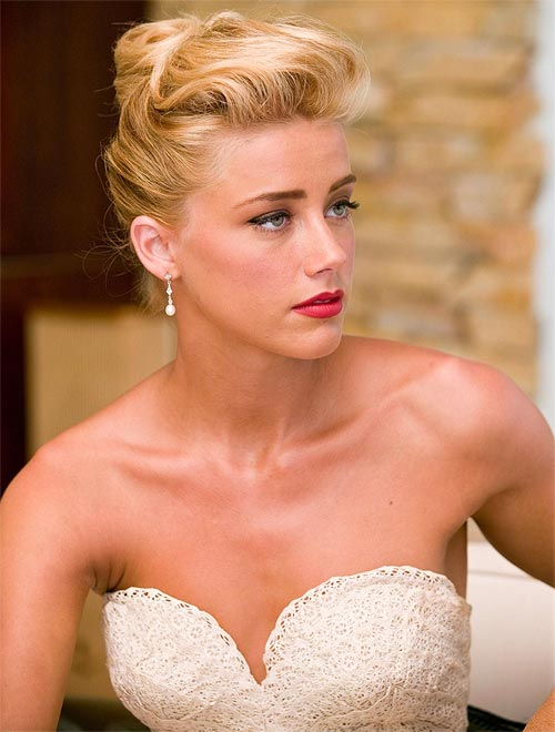 Amber Heard in The Rum Diary