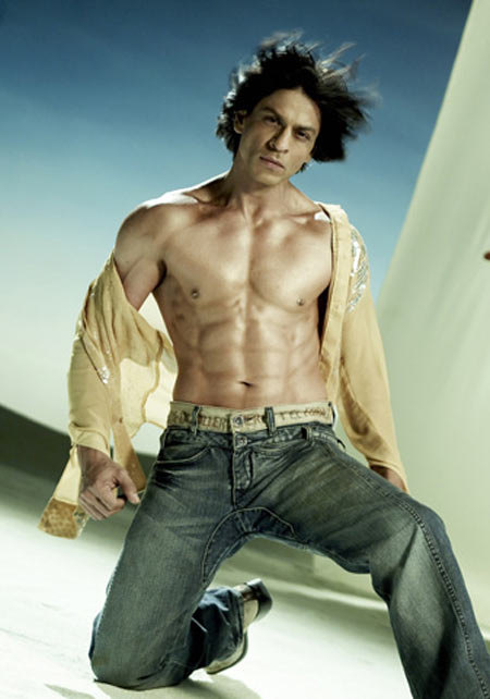 Shah Rukh Khan in Om Shanti Om