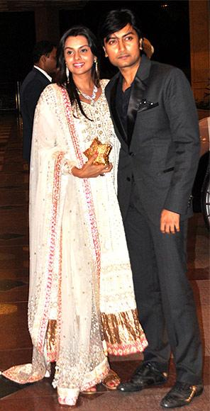 Dheeraj Deshmukh and Deepshikha Bhagnani