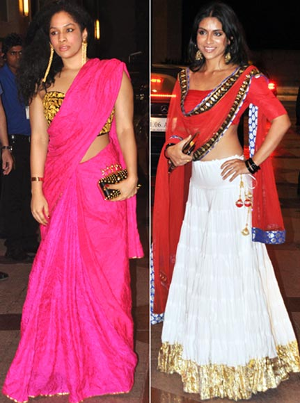 Masaba Gupta and Zoa Morani