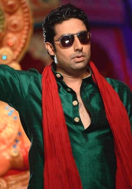 Abhishek Bachchan in Bol Bachchan