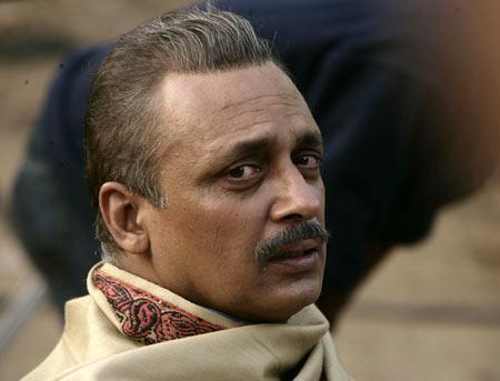 Piyush Mishra in Gangs of Wasseypur