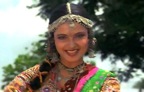 Rekha in Mr Natwarlal