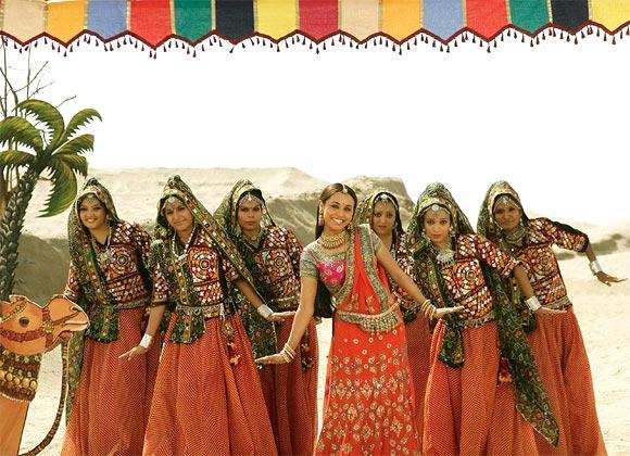 Rani Mukerji in Paheli