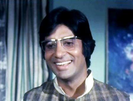 Amitabh Bachchan in Chupke Chupke