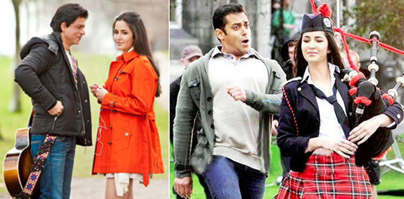 Salman or SRK: Who does Katrina look best with? VOTE!