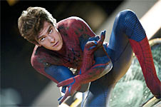 A scene from Amazing Spider-Man