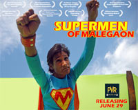 Movie poster of Supermen Of Malegaon