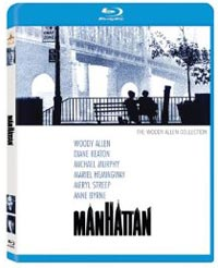 Manhattan DVD and Blu-ray