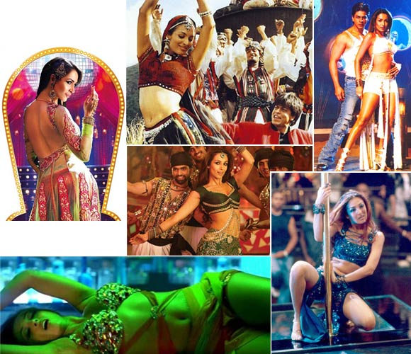 VOTE! Malaika Arora Khan's hottest item number