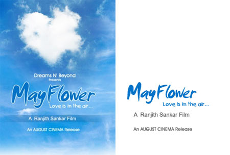 Movie poster of Mayflower