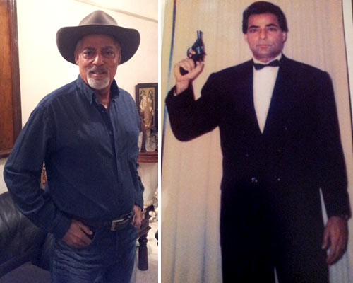 Meet the original Agent Vinod