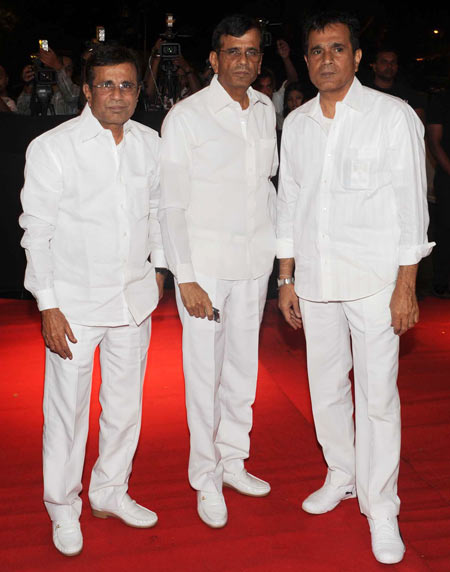 Abbas, Mustan and Hussain