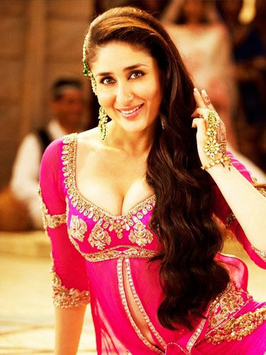 PIX: Bollywood looks HOT in pink! - Rediff.com Movies
