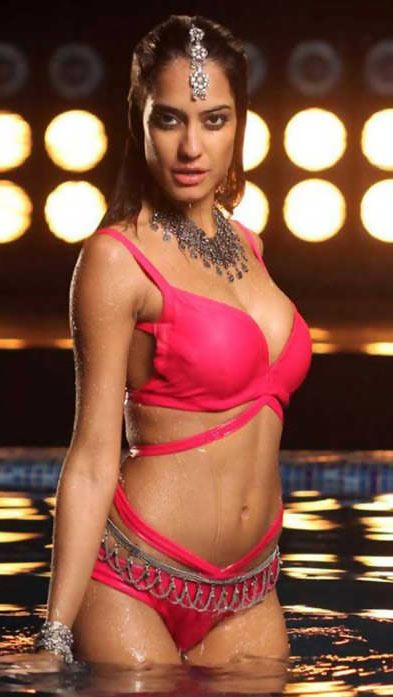 Lisa Haydon in Rascals