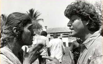 Tabu and Aadesh Shrivastava