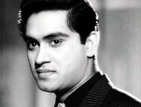 Joy Mukherjee in Love in Shimla