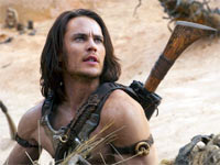 A scene from John Carter