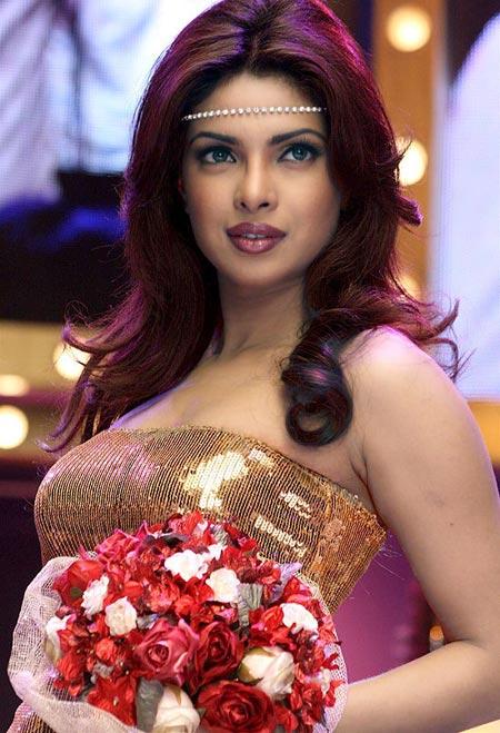 Priyanka Chopra, Fashion