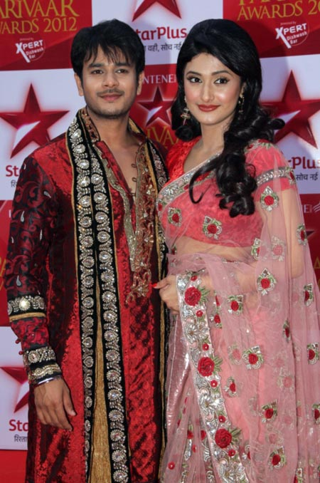 Jay Soni and Raginni Khanna