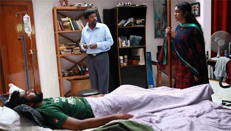 A scene from Nidra