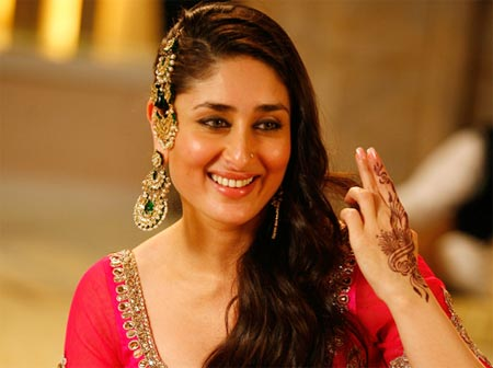 Kareena Kapoor in Agent Vinod