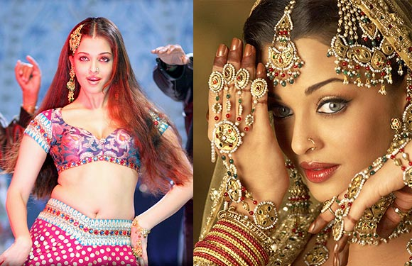 Aishwarya Rai Bachchan, Bunty Aur Babli and Umrao Jaan