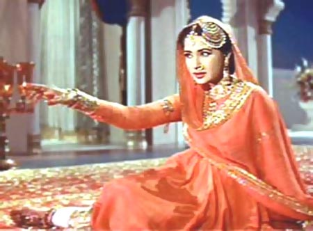 Meena Kumari, Pakeezah